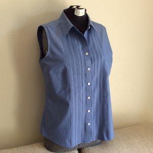 L.L. Bean Women's Sleeveless Shirt Size S
